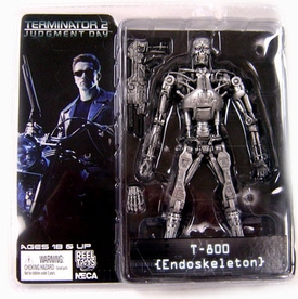 NECA Terminator 2: Judgement Day Series 1 Action Figure T-800 {Endoskeleton}