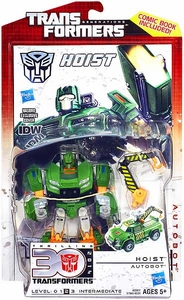 Transformers Generations Deluxe Action Figure Hoist Pre-Order ships August