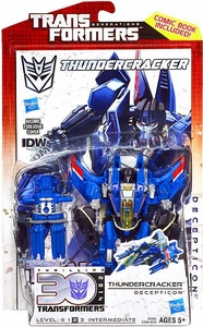 Transformers Generations Deluxe Action Figure Thundercracker