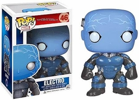 Funko POP! Marvel Amazing Spider-Man 2 Vinyl Figure Electro