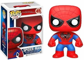 Funko POP! Marvel Amazing Spider-Man 2 Vinyl Bobble Head Spider-Man