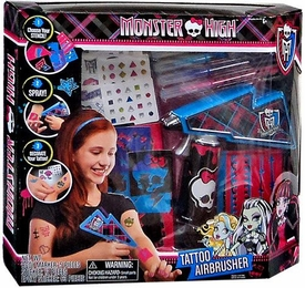 Monster High Playset Tattoo Airbrusher