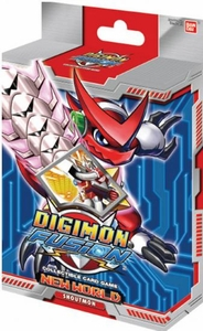 Digimon Fusion Collectible Card Game Starter Deck Shoutmon New!
