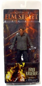 NECA A Nightmare on Elm Street 7 Inch Action Figure Fred Krueger [Human]