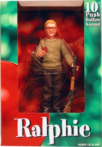 NECA Action Figures A Chrismas Story 10 Inch Electronic Figure Ralphie BLOWOUT SALE!