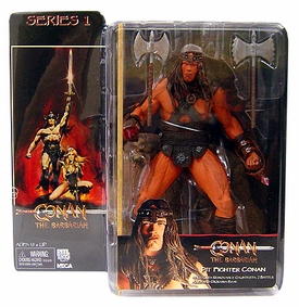 NECA Conan The Barbarian Series 1 Action Figure Pit Fighter Conan
