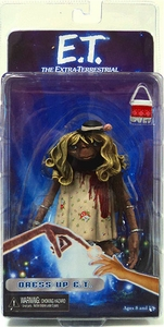 NECA E.T. 30th Anniversary Series 1 Action Figure ET Dressed Up