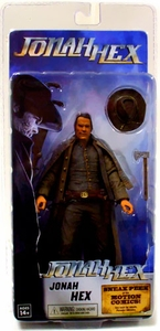 NECA Jonah Hex Series 1 Action Figure Jonah Hex [Josh Brolin]