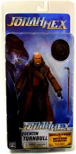 NECA Jonah Hex Series 1 Action Figure Quentin Turnbull [John Malkovich]
