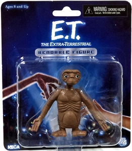 NECA E.T. 30th Anniversary Bendy Figure