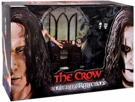 NECA The Crow Action Figure 2-Pack Boxed Set Reflections [Eric Draven & The Crow]