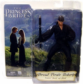 NECA The Princess Bride 7 Inch Action Figure Dread Pirate Roberts