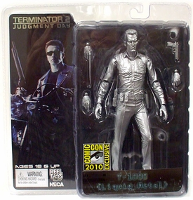 NECA Terminator 2010 SDCC San Diego Comic-Con Exclusive Action Figure Liquid Metal T-1000