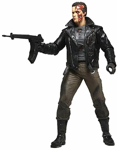 NECA Terminator Series 3 Action Figure T-800 {Tanker Truck Pursuit} [The Terminator] Pre-Order ships March