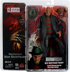 NECA Cult Classics Hall of Fame Series 1 Action Figure New Nightmare Freddy Krueger
