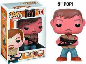 Funko POP! Walking Dead 9 Inch Vinyl Figure Daryl Dixon