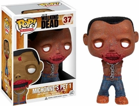 Funko POP! Walking Dead Vinyl Figure Michonne's Pet 1