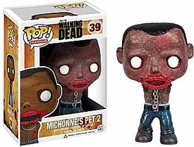 Funko POP! Walking Dead Vinyl Figure Michonne's Pet 2