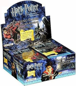 Harry Potter and the Prisoner of Azkaban Trading Cards Update Set Box [24 Packs]