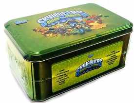 Topps Skylanders Swap Force Trading Card Tin Set [24 Cards, 1 Dog Tag & 4 Stickers]