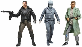 NECA Terminator Series 3 Set of 3 Action Figures [Kyle Reese, T-800 & T-1000] Pre-Order ships March