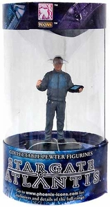 Phoenix Icons Stargate SG-1 Series 1 Pewter Figure Rodney McKay