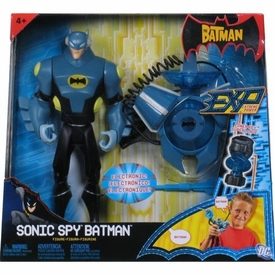The Batman EXP Extreme Power Deluxe 8 Inch Electronic Action Figure Sonic Spy Batman