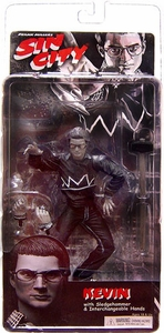 NECA Sin City Movie Action Figures Series 2 Kevin BLOWOUT SALE!