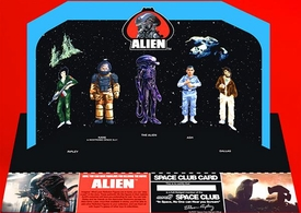Alien Super 7 SDCC 2013 San Diego Comic-Con Exclusive Action Figure 5-Pack Early Bird Package