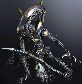 Aliens: Colonial Marines Play Arts Kai Action FIgure Alien Lurker Pre-Order ships April