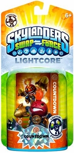 Skylanders SWAP FORCE Lightcore Figure Countdown