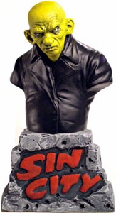 Sin City Yellow Bastard Bust