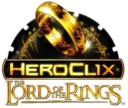 Lord of the Rings Fellowship of the Ring HeroClix Gravity Feed Pack [1 Figure]