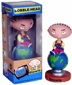 Family Guy Wacky Wobbler Bobble Head Series 1 Stewie