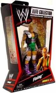 Mattel WWE Wrestling Elite Series 4 Action Figure Finlay