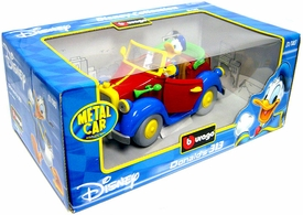 Disney Burago 1/18 Scale DieCast Car Donald Duck