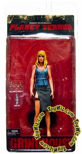 NECA Grindhouse Planet Terror Action Figure Marley Shelton as Dakota