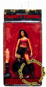 NECA Grindhouse Planet Terror Action Figure Rose McGowan as Cherry