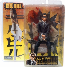 NECA Kill Bill 7 Inch Series 1 Action Figure Crazy 88 Fighter w/ Beard