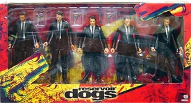 NECA Reservoir Dogs Action Figure 5-Pack Boxed Set