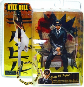 NECA Kill Bill 7 Inch Series 1 Action Figure Crazy 88 Fighter