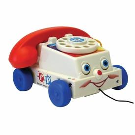Basic Fun Fisher-Price Retro Chatter Telephone