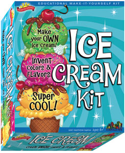 Elmer's Scientific Explorer Ice Cream Science