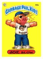 Topps Garbage Pail Kids Original 1980's Series 3 Set [84a-124a & 84b-124b]