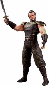 DC Direct Batman Arkham City Series 3 Action Figure Ra's al Ghul
