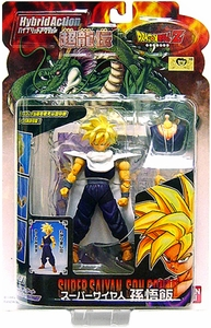 Dragon Ball Z BanDai 4 Inch Hybrid Action Figure Super Saiyan Teen Gohan