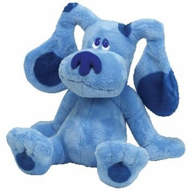 Ty Blue's Clues Beanie Buddy Blue