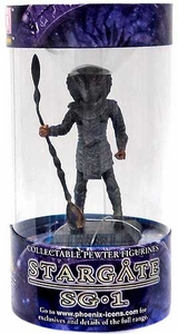 Phoenix Icons Stargate SG-1 Series 1 Pewter Figure Jaffa Warrior