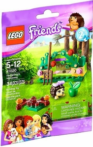 LEGO Friends Set #41020 Hedgehog's Highway  [Bagged]