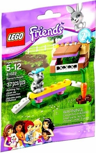 LEGO Friends Set #41022 Bunny Hutch  [Bagged]